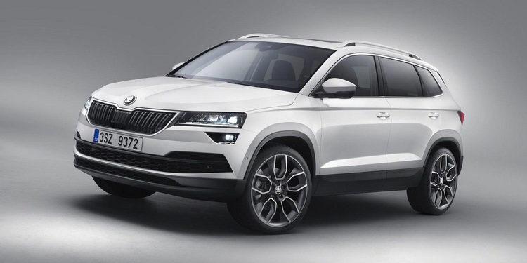 Skoda presenta su nuevo SUV denominado Karoq