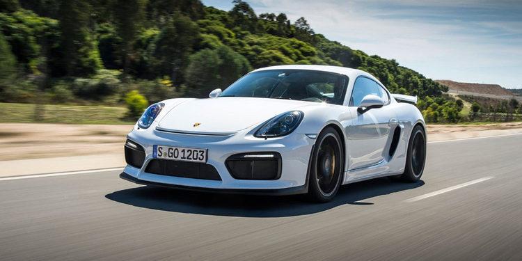 El 911 GT3 y el Porsche Cayman GT4 compartirán propulsor