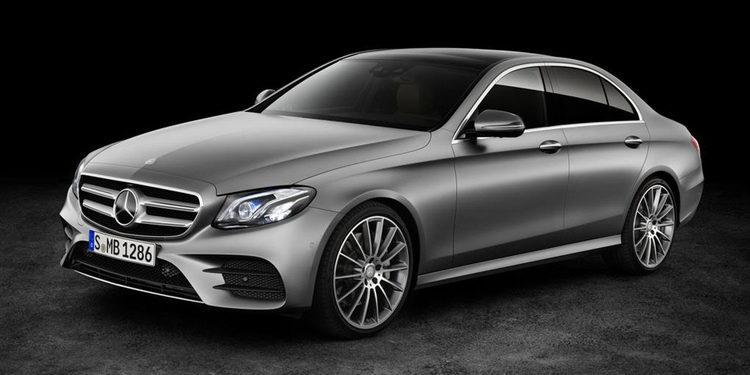 Mercedes-Benz presentó el exclusivo Clase E 400 4Matic