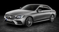 Mercedes-Benz presentó el exclusivo Clase E 400 4Matic