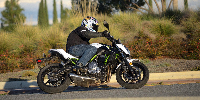 Kawasaki presentó la Z650