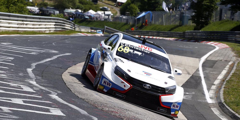 Resultado de los Entrenamientos Libres 2 del WTCC en Nürburgring Nordschleife 2017