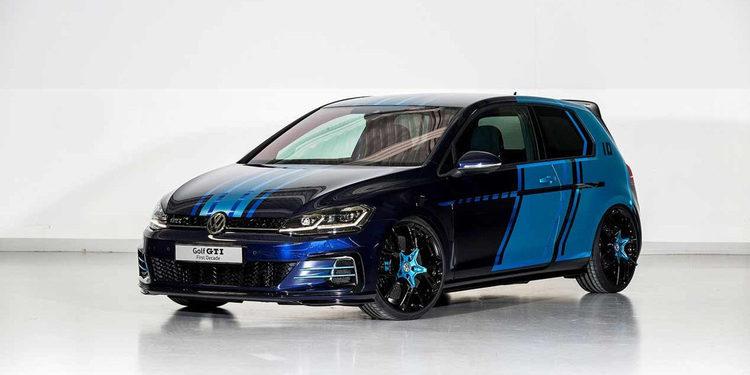 Volkswagen te presenta el Golf GTI First Decade