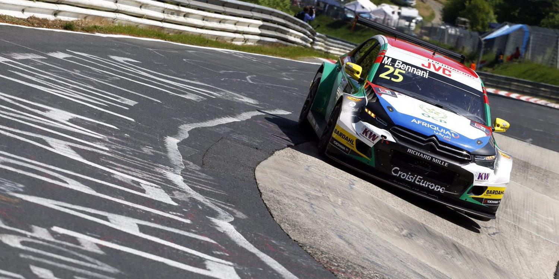 Resultado de la Carrera Inaugural del WTCC en Nürburgring Nordschleife 2017