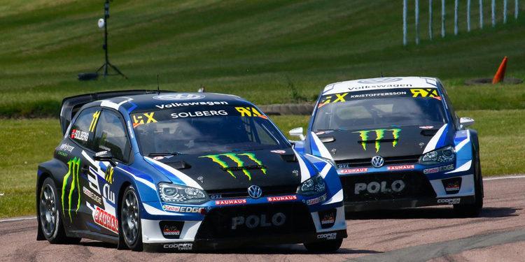 PSRX Volkswagen Sweden lo ve todo mejor desde arriba