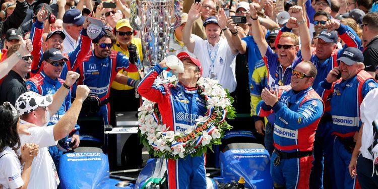 Takuma Sato se lleva la Indy 500 de 2017