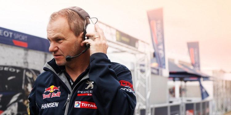 """Kenneth Hansen: """"No fuimos rápidos y aún así nos llevamos muchos puntos"""""""