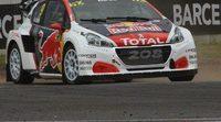 """Sébastien Loeb: """"La rotura en el radiador me impidió apuntar al podio"""""""