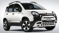 Fiat presentó el novedoso Panda City Cross
