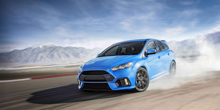 Ford Focus RS se renueva