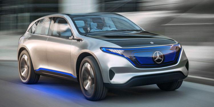 Mercedes-Benz se encamina a la electrificación