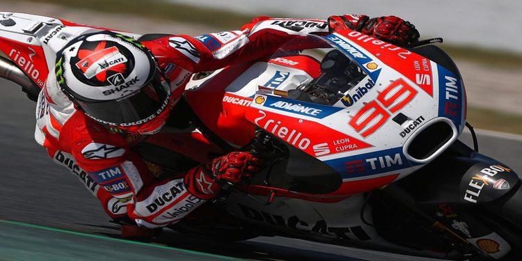 """Jorge Lorenzo: """"Me siento listo para el Gran Premio de Italia"""""""