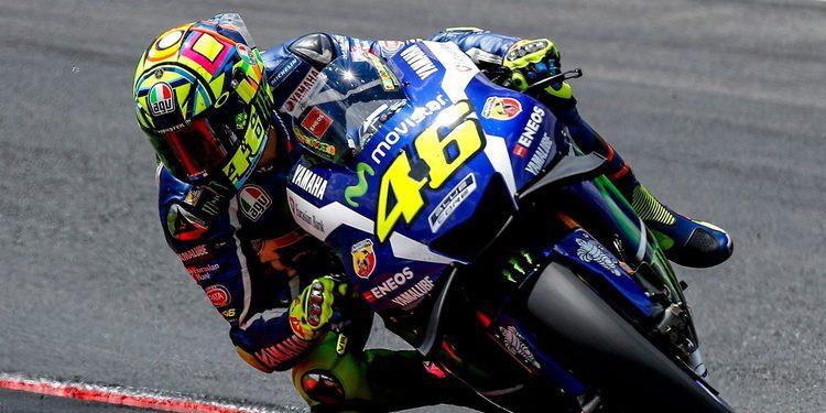 """Valentino Rossi: """"Estoy trabajando en la recuperación"""""""