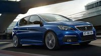 Peugeot presenta la nueva imagen del 308
