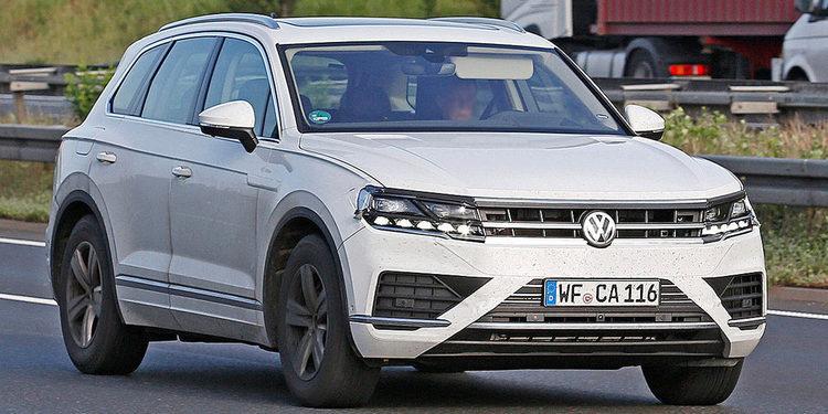 Descubre el nuevo Volkswagen Touareg 2018