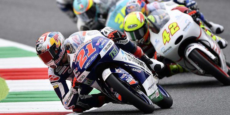 "Moto3. Fabio di Giannantonio:""Ha sido un fin de semana muy positivo"""