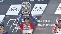 "Andrea Dovizioso: ""Ganar en Mugello es algo especial"""