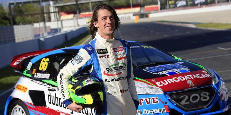 Grégoire Demoustier se subirá al Opel Astra de DG Sport Compétition