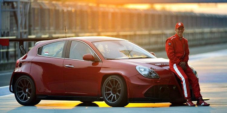 Habrá tres Alfa Romeo Giulietta en Hungaroring
