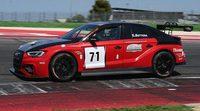 Enrico Bettera y Pit Lane Competizioni estarán en Salzburgring con un Audi RS3 LMS