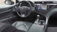 Toyota incorpora el sistema de infotenimiento en su Camry 2018