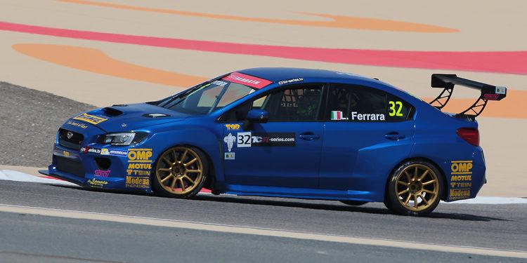El Subaru Impreza WRX STI debutará en Salzburgring