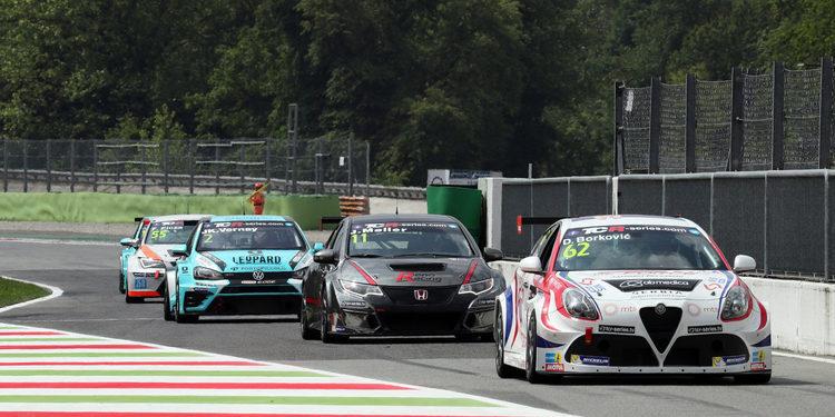 Previa, horarios y clasificaciones de las TCR International Series en Salzburgring 2017