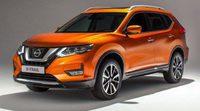 Nissan anuncia el X-Trail 2017