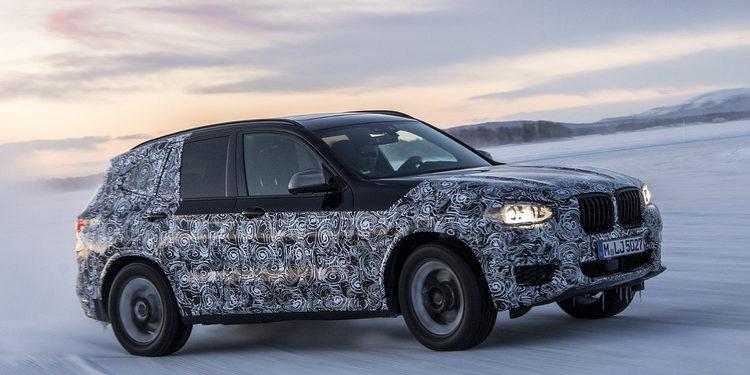 BMW X3 2018 a debutar