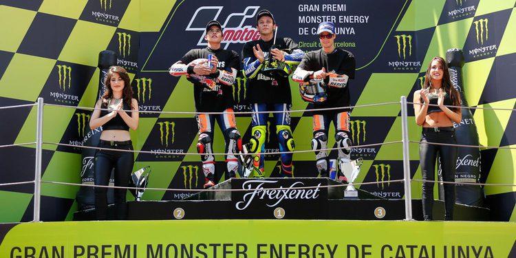 Horarios del GP de Catalunya de MotoGP