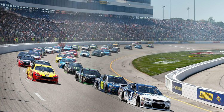 Arreglemos... NASCAR