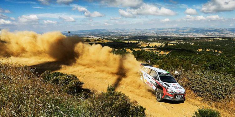 Previa. Rally de Cerdeña 2017: las pistas rotas y el calor, los principales enemigos en la paradisiaca isla italiana