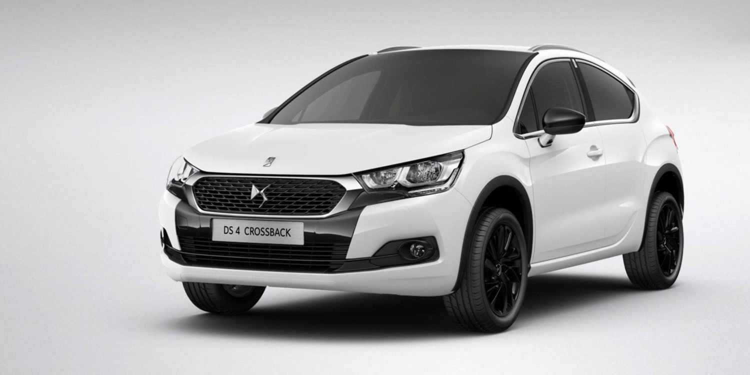 DS presenta el DS4 Crossback Connected Chic