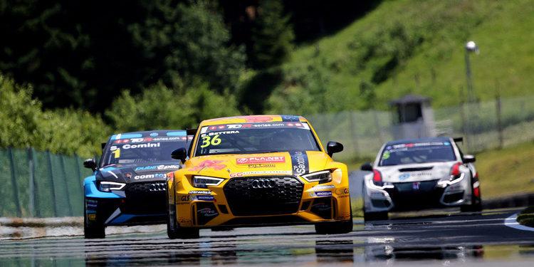 Resultado de la Clasificación de las TCR International Series en Salzburgring 2017