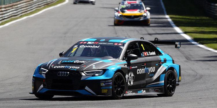 Cambio de líder en el peor día posible para Leopard Racing