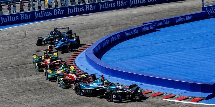 Sébastien Buemi gana un polémico segundo Eprix de Berlín