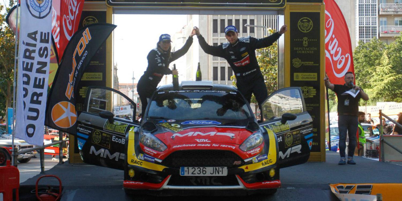 Previa. Rally de Ferrol 2017: todos contra Cristian en los ratoneros tramos ferrolanos