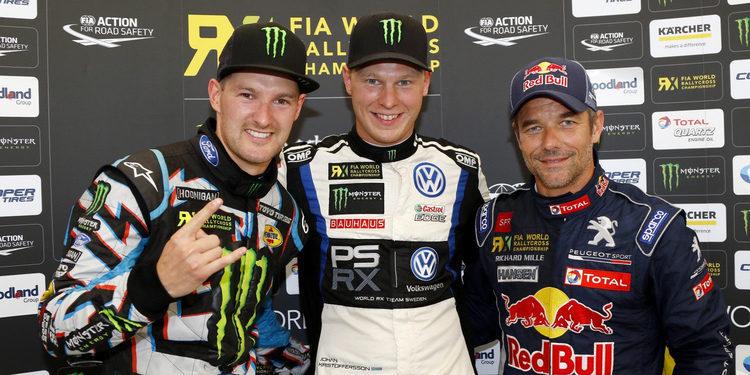 """Sébastien Loeb: """"Es un buen resultado pero tenemos que seguir trabajando duro"""""""