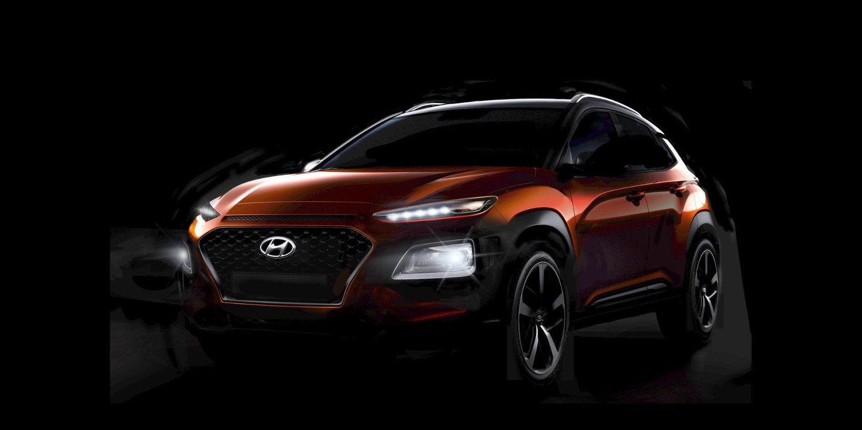 Hyundai Kona 2018 el nuevo crossover coreano