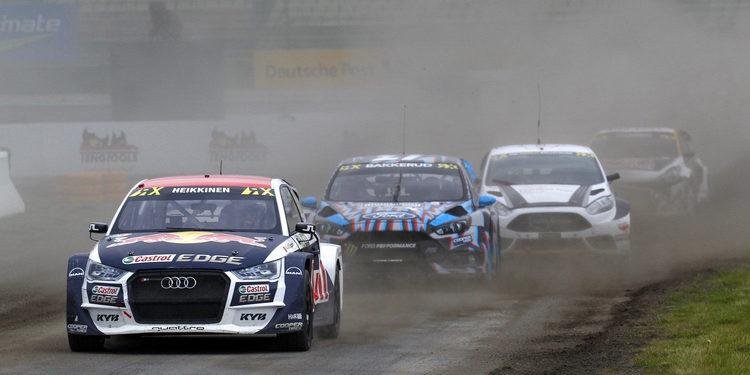 Confirmados los pilotos de rallycross que estarán en Höljes 2017