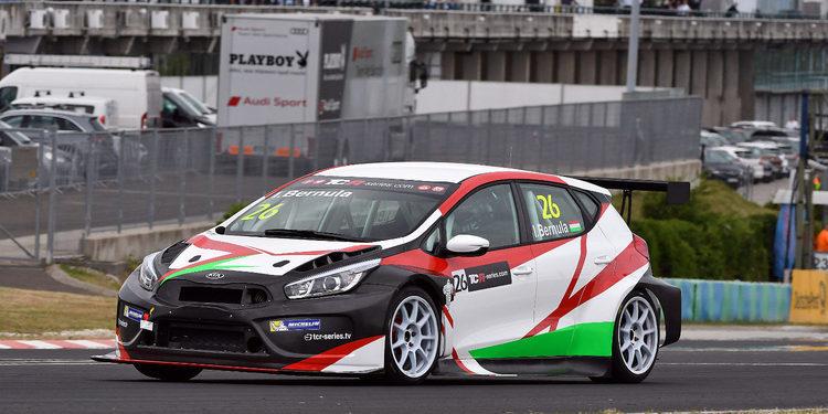 Resultado de la Clasificación de las TCR International Series en Hungaroring 2017