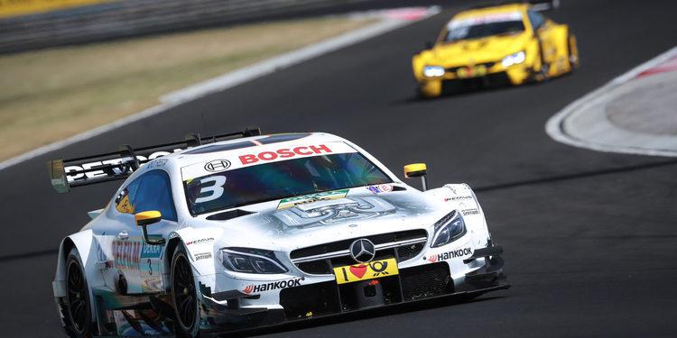 Paul Di Resta gana en una carrera marcada por el Safety Car