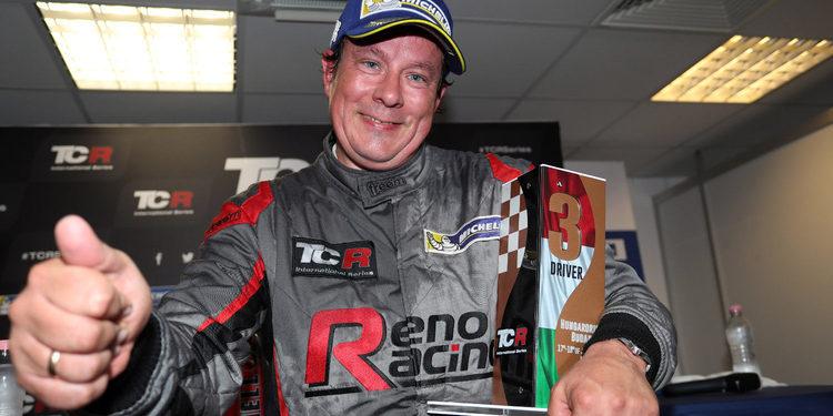 """Jens Reno Møller: """"No podíamos dejar escapar esa pole"""""""