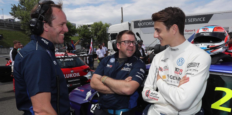 """Giacomo Altoè: """"Nunca he sudado tanto en una carrera"""""""