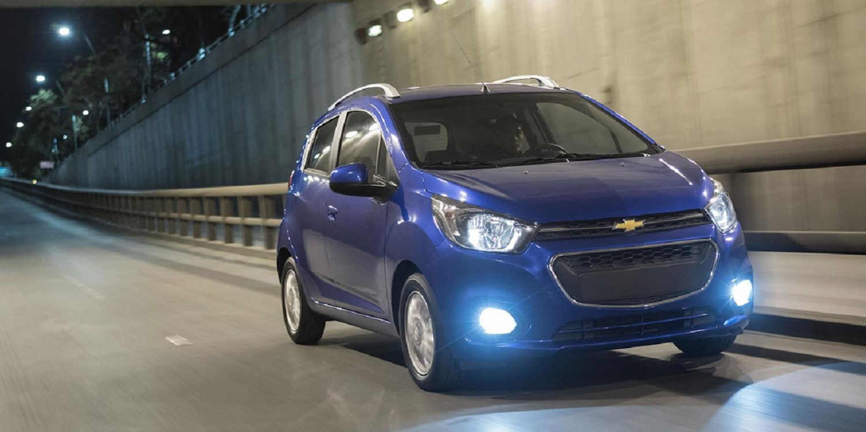 Nuevo Chevrolet Beat 2018