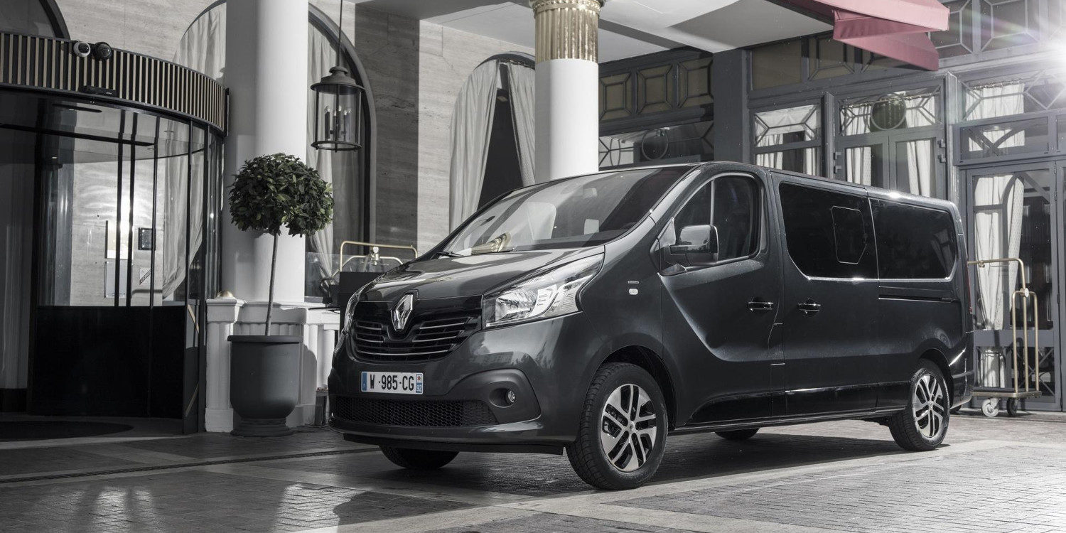 Renault pone a disposición la Trafic Spaceclass