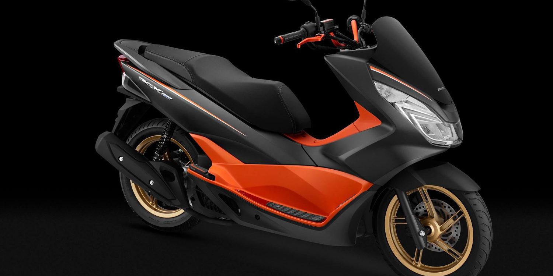 Descubre la Honda PCX 150 2017