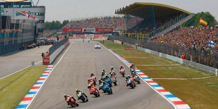 Horarios del TT Assen de MotoGP