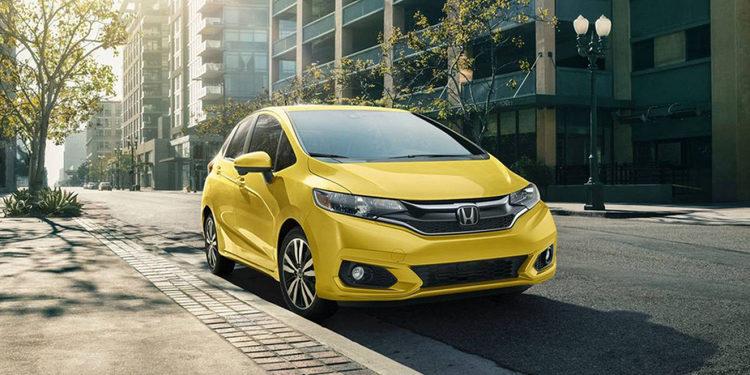 Honda presentó un renovado Jazz 2018