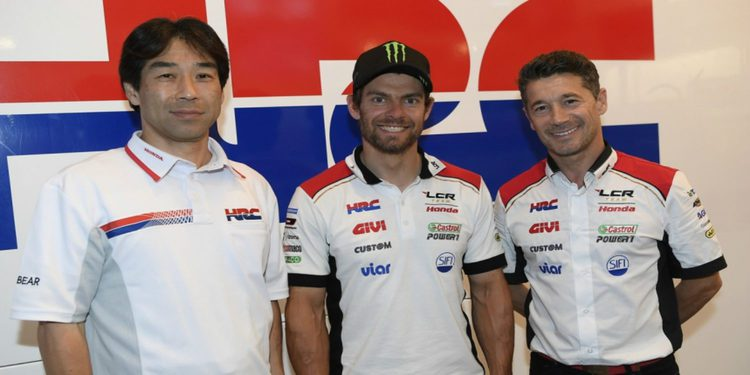 Cal Crutchlow renueva con Honda para las dos próximas temporadas
